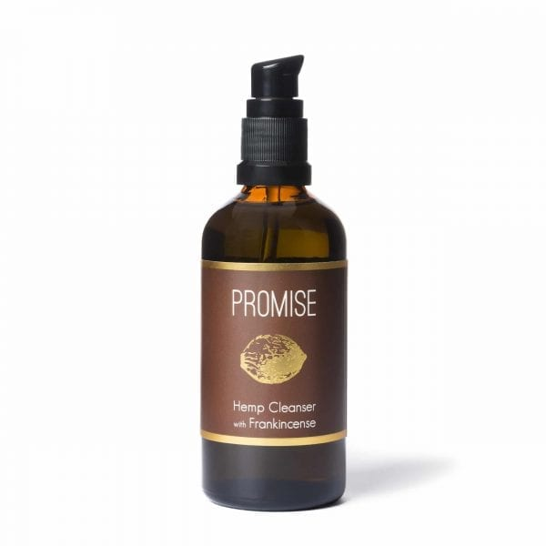 Promise Hemp Cleansing Oil with Frankincense (100ml)